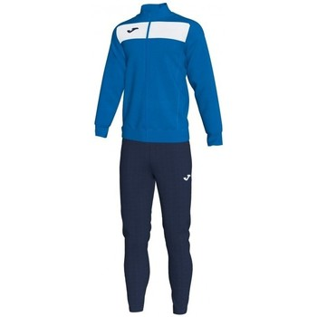 Textiel Heren Sweaters / Sweatshirts Joma Academy Ii Trainingspak -royaal-wit Blauw
