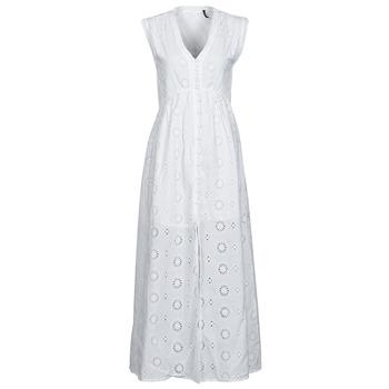 Textiel Dames Lange jurken Les Petites Bombes BRIDIE Wit