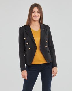 Textiel Dames Jasjes / Blazers Les Petites Bombes AGATHE Zwart