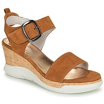Schoenen Dames Sandalen / Open schoenen Philippe Morvan AMOR V1 Brown
