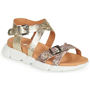 Schoenen Dames Sandalen / Open schoenen Philippe Morvan KAKI V1 Brown