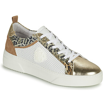 Schoenen Dames Lage sneakers Philippe Morvan SOAPY V3 Wit / Brown