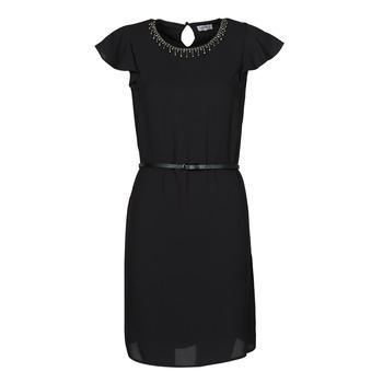 Textiel Dames Korte jurken Liu Jo WA1561-T9767-22222 Zwart