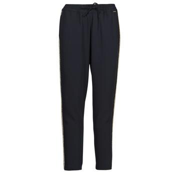 Textiel Dames Losse broeken / Harembroeken Liu Jo WA1111-T7982-93923 Marine