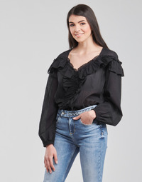 Textiel Dames Tops / Blousjes Liu Jo WA1084-T5976-22222 Zwart