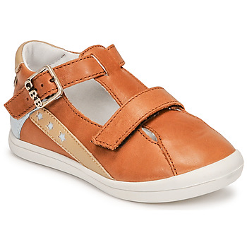 Schoenen Jongens Sandalen / Open schoenen GBB BERNOU Brown