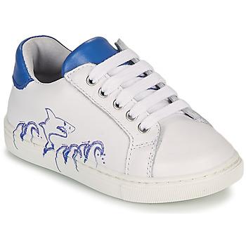 Schoenen Jongens Lage sneakers GBB KARAKO Wit
