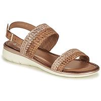 Schoenen Dames Sandalen / Open schoenen Ara KRETA-S Brown