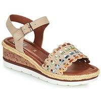 Schoenen Dames Sandalen / Open schoenen Ara CADIZ-S Beige