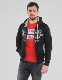 Textiel Heren Sweaters / Sweatshirts Geographical Norway GAFONT Zwart