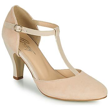 Schoenen Dames pumps Betty London EPINATE Roze