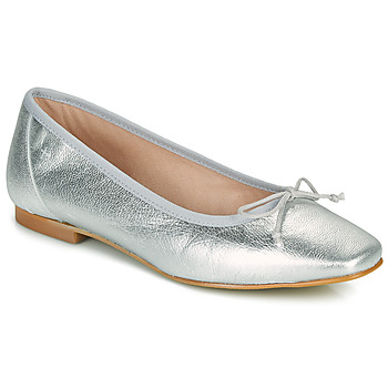 Schoenen Dames Ballerina's Betty London ONDINE Zilver