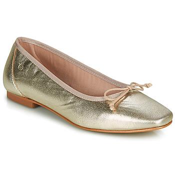 Schoenen Dames Ballerina's Betty London ONDINE Goud