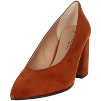 Schoenen Dames pumps Pregunta IC9815C Brown leather