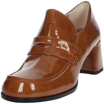 Schoenen Dames pumps Pregunta IC3501NK Brown leather