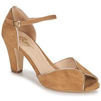 Schoenen Dames Sandalen / Open schoenen Betty London ORAD  camel