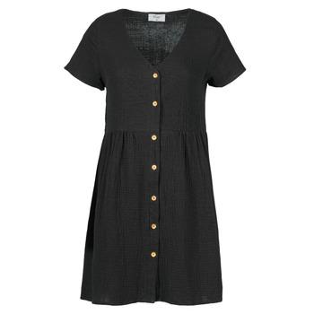 Textiel Dames Korte jurken Betty London MARDI Zwart