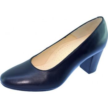 Schoenen Dames pumps Les Escarpins D'hotesses Voltige Alarm Free Pompen Stewardess Marineblauw
