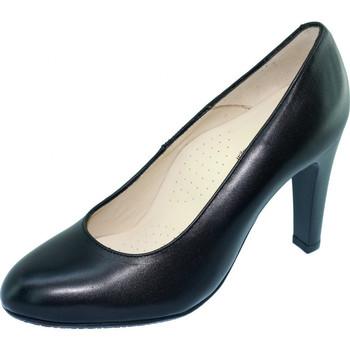 Schoenen Dames pumps Les Escarpins D'hotesses Prestige Event Pompen Stewardess Zwart