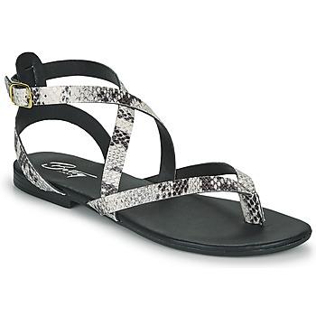Schoenen Dames Sandalen / Open schoenen Betty London OPALACE Grijs