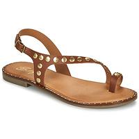 Schoenen Dames Sandalen / Open schoenen Betty London OPATIO  camel
