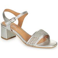 Schoenen Dames Sandalen / Open schoenen Betty London OUPETTE Zilver
