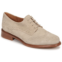 Schoenen Dames Derby Betty London CODEUX Beige