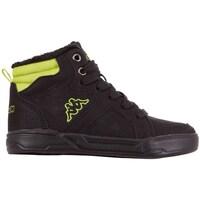 Schoenen Heren Hoge sneakers Kappa Grafton Noir, Jaune