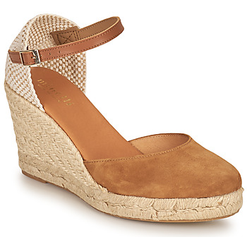 Schoenen Dames Sandalen / Open schoenen Minelli RAYANA Brown / Beige