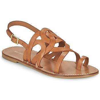 Schoenen Dames Sandalen / Open schoenen Minelli NOUNNA Brown