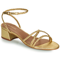 Schoenen Dames Sandalen / Open schoenen Minelli HARIETTE Goud