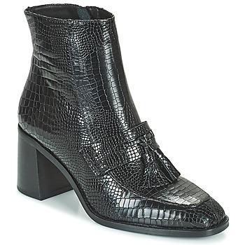 Schoenen Dames Enkellaarzen Minelli ZYA Zwart