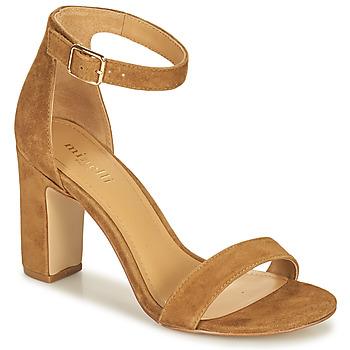 Schoenen Dames Sandalen / Open schoenen Minelli FRAMBLISSA Brown