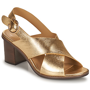 Schoenen Dames Sandalen / Open schoenen Minelli THIVIYA Goud