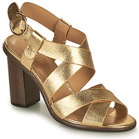 Schoenen Dames Sandalen / Open schoenen Minelli THIYA Goud