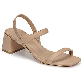 Schoenen Dames Sandalen / Open schoenen Minelli TEILYE Beige