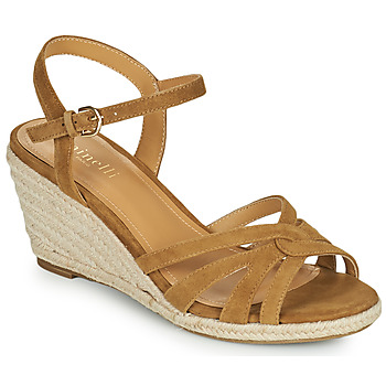 Schoenen Dames Sandalen / Open schoenen Minelli TERENSSE Brown