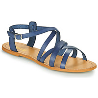 Schoenen Dames Sandalen / Open schoenen So Size IDITRON Marine