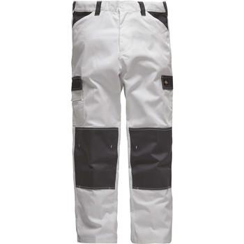 Textiel Heren Cargobroek Dickies Pantalon  Everyday blanc/gris