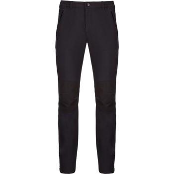 Textiel Heren Chino's Proact Pantalon léger noir