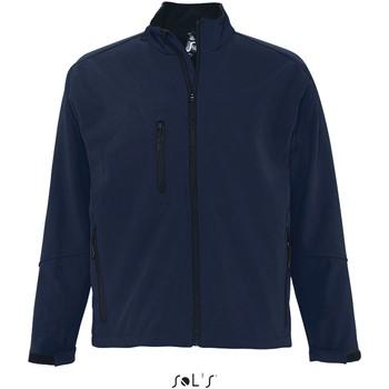 Textiel Windjacken Sol's Coupe-vent  Relax bleu abysse