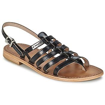 Schoenen Dames Sandalen / Open schoenen Les Tropéziennes par M Belarbi HERISSON Zwart