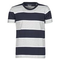 Textiel Heren T-shirts korte mouwen Esprit T-SHIRTS Blauw