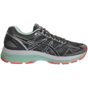 Schoenen Dames Running / trail Asics Gelnimbus 19 Noir, Gris