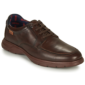 Schoenen Heren Lage sneakers Pikolinos MOGAN M4R Brown