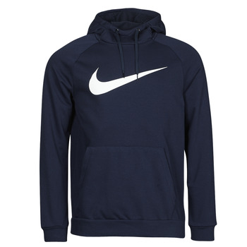 Textiel Heren Sweaters / Sweatshirts Nike DF HDIE PO SWSH Blauw / Wit
