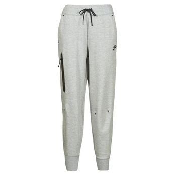 Textiel Dames Trainingsbroeken Nike NSTCH FLC ESSNTL HR PNT Grijs / Zwart