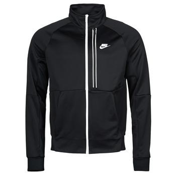 Textiel Heren Trainings jassen Nike NSTE N98 PK JKT TRIBUTE Zwart / Wit