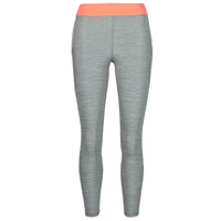 Textiel Dames Leggings Nike NIKE PRO TIGHT 7/8 FEMME NVLTY PP2 Grijs / Orange / Wit