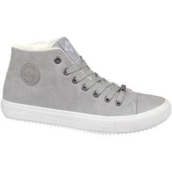 Schoenen Dames Hoge sneakers Lee Cooper LCJL2031013 Gris